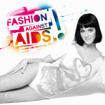 Katy Perry Fashion Against Aids Campaign