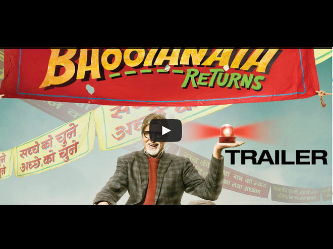 Bhoothnath Returns, Releasing