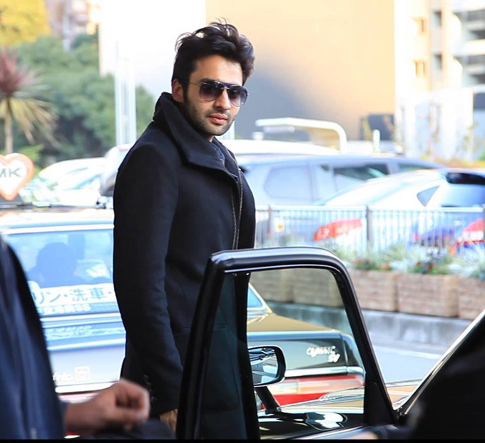 Jackky Bhagnani, Youngistaan