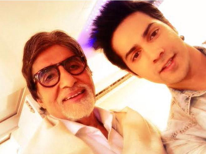 Main Tera Hero, Varun Dhawan, Amitabh Bachchan, Picture