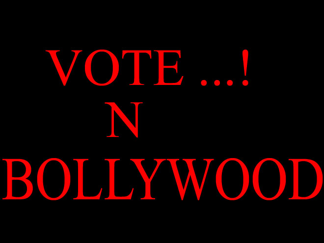Bollywood, actors, actresses, vote, Election 2014, Alia Bhatt, Nargis Fakhri, Katrina Kaif, Imran Khan, Jacqueline Fernandez