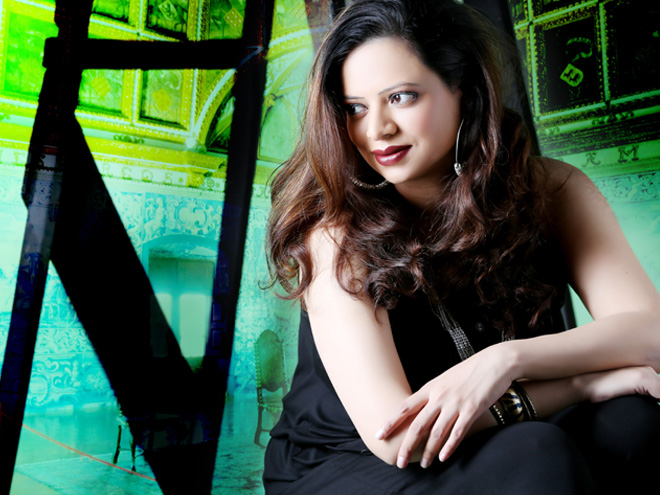 A soulful voice from Kuwait is all set to romance with Indian music lovers