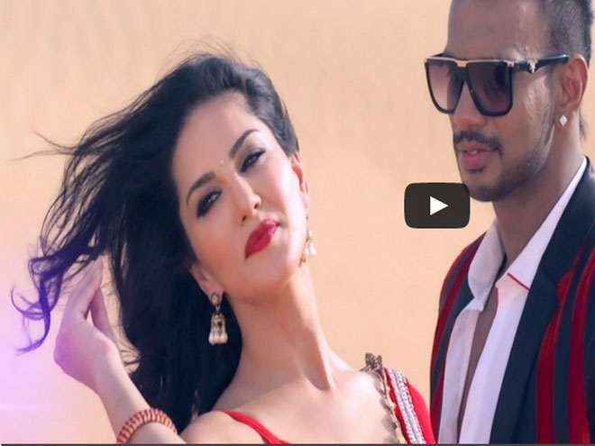 Sunny Leone, punjabi song, Saree Wali Girl, First Look