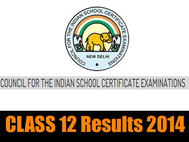 ISC Board exam Class 12th (XII) results 2014 declared | CISCE website crashed