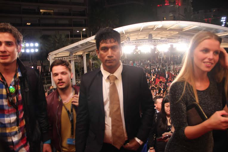 Producer, Satish Reddy, Cannes Red Carpet, Cannes Film Festival