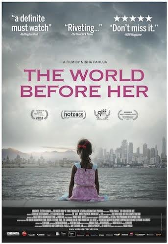 "Anurag Kashyap presented, ""The World Before Her"" to release in India on June 6 through PVR Director's Rare"