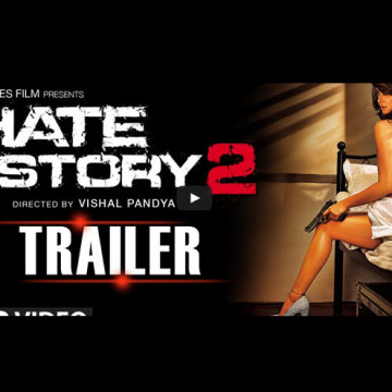 Hate Story 2, Trailer, released