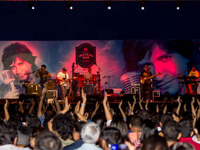 KK, PERFORMANCE, MIRCHI LIVE, GOA