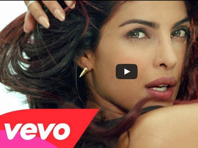 "Priyanka Chopra's ""Exotic"" music video feat Pitbull hits the 41 million mark"