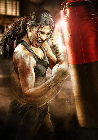 Viacom18 Motion Pictures, Sanjay Leela Bhansali, Mary Kom, First look