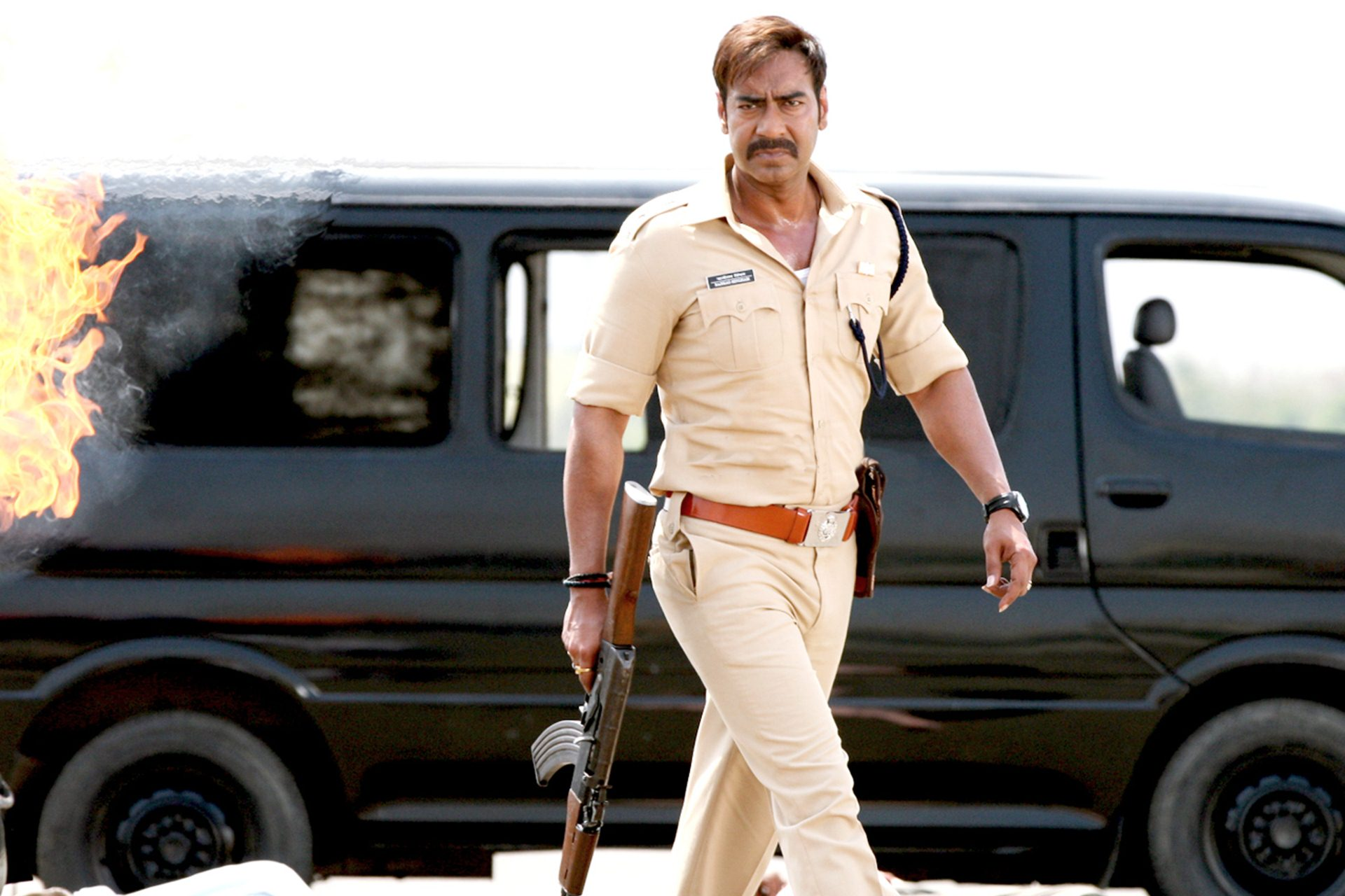 The Jaipur Pink, Singham Returns