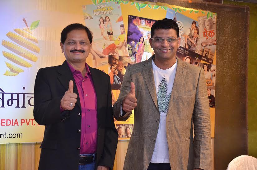 Pickle Entertainment, Glamsham, Marathi cinema