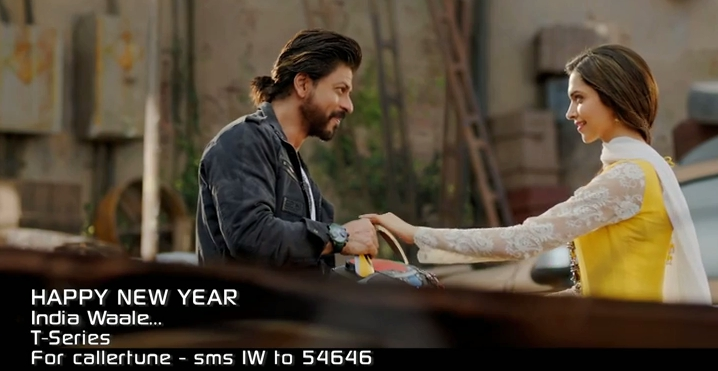 Shahrukh Khan, upcoming movie, Happy New Year, VIDEO Song