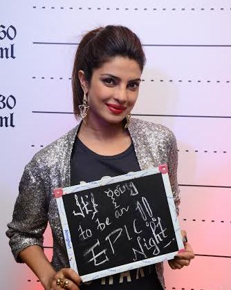PRIYANKA CHOPRA, PUNE, THE MUGSHOT LOUNGE
