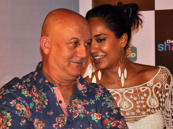 Anupam Kher, Lisa Haydon, The Shaukeens