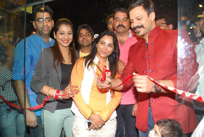 Kirti Rathore Studio Launched In Mumbai By Bollywood Actor Vivek Oberoi