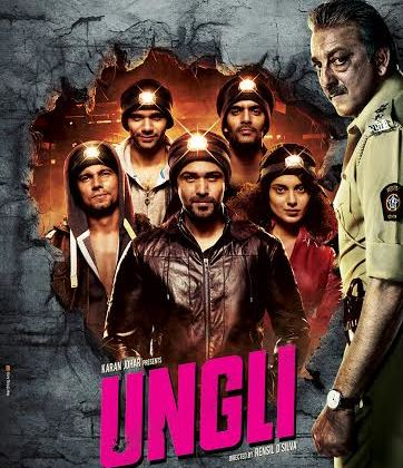 Dharma Productions, movie, Ungli, trailer