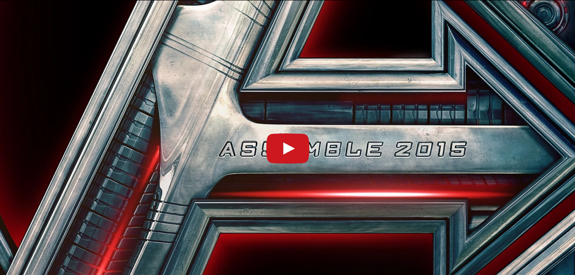 Marvel, Avengers: Age of Ultron, Official trailer