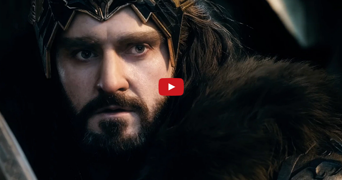 Official Main Trailer, The Hobbit, The Battle of the Five Armies