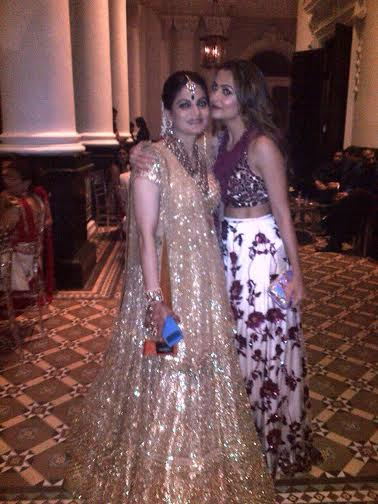 Amrita Arora, Shehla Khan, Latest Creation