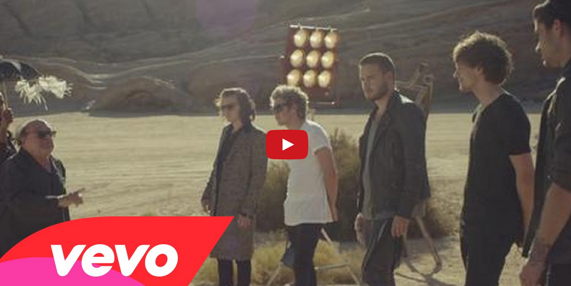 Steal My Girl,Latest Video,One Direction
