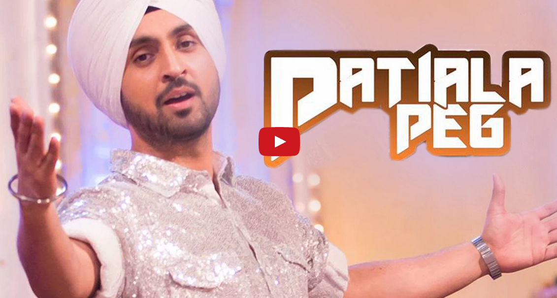 Diljit Dosanjh, Exclusive, Patiala Peg