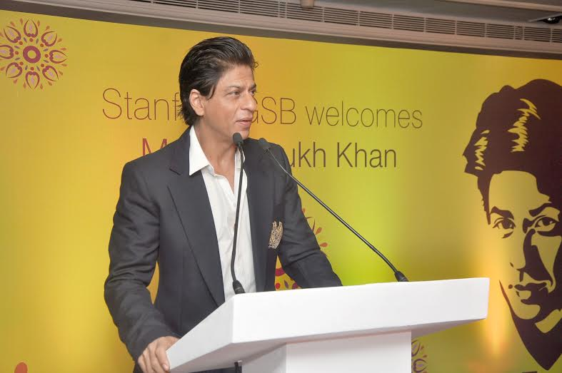 Shahrukh Khan, Stanford Students, Pictures