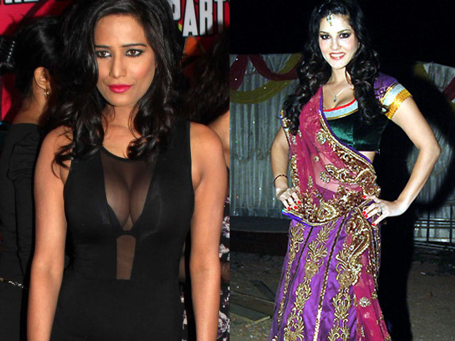 New Year's Eve, Sunny Leone, Poonam Pandey, Hyderabad, stage show