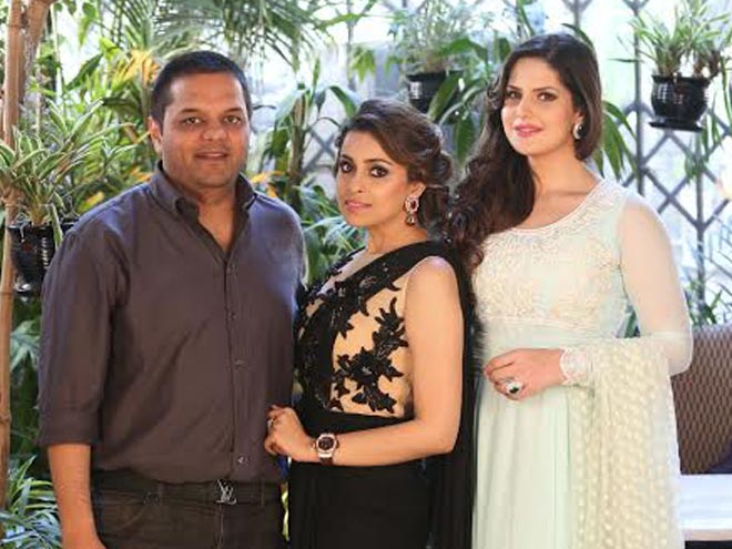 Zarine Khan, Designer, Zulekha Shariff, clothing line