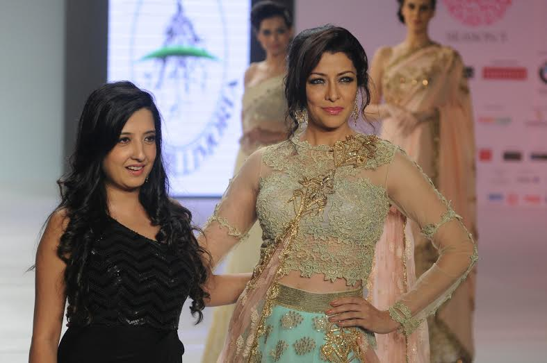 DESIGNER, AMY BILLIMORIA, PUNE FASHION WEEK 2014