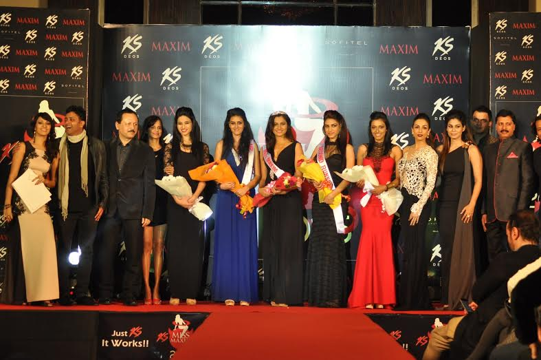 Celebration, Grand Finale, KamaSutra, Miss Maxim 2015