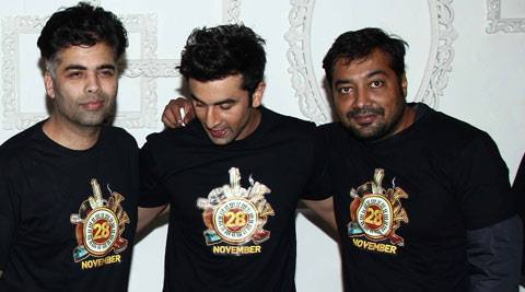 Anurag Kashyap, Karan Johar, upcoming movie, Bombay Velvet