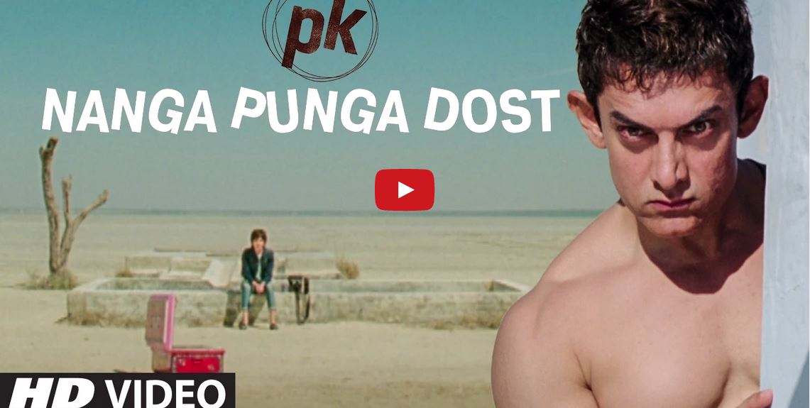 Music Video, Nanga Punga Dost, VIDEO Song, PK