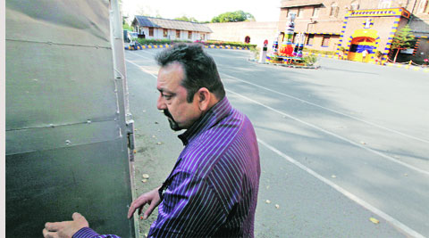 Sanjay Dutt, Jail, Mumbai, Christmas, New Year