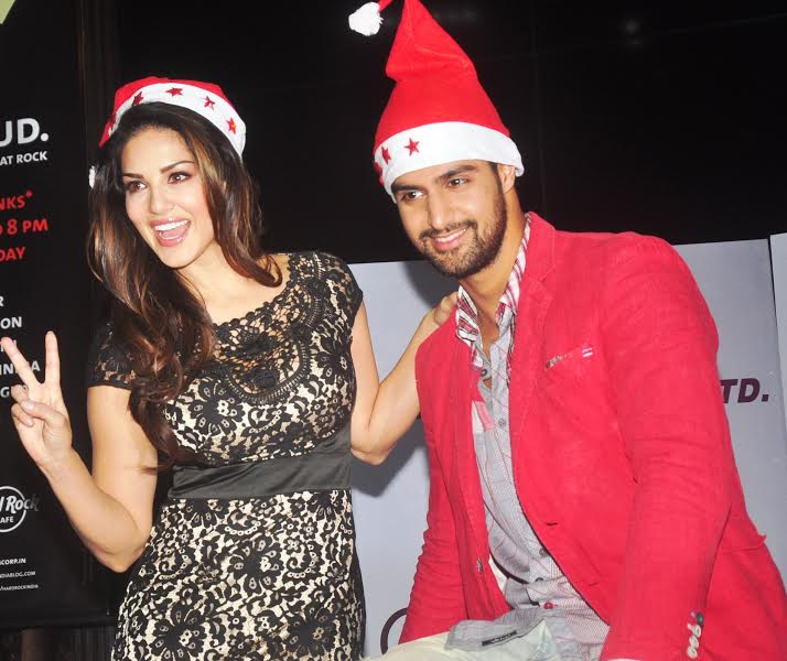 Sunny Leone, upcoming movie, One Night Stand, Christmas, celebrations