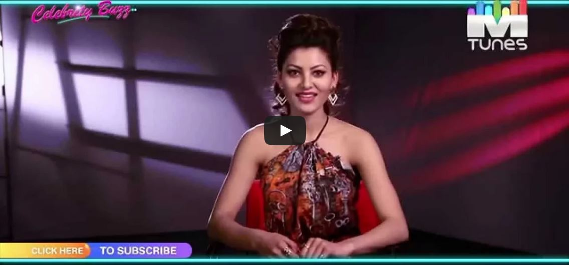 Urvashi Rautela, Behind the Scene, Photoshoot