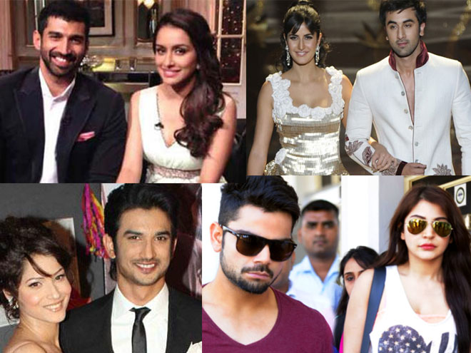 Bollywood couple, actors, Marriage, 2015