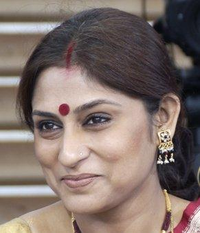 Actress, Roopa Ganguly, BJP