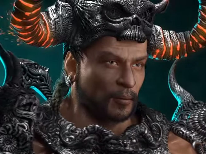 First Look, Shah Rukh Khan, Atharva – The Origin