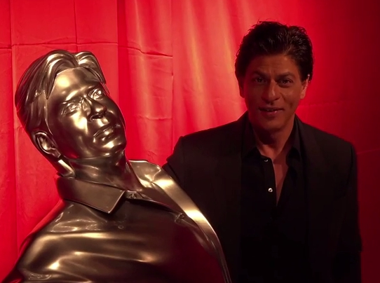 ShahRukh Khan, Indian, Twitter, feature, MOBILE VIDEO CAMERA