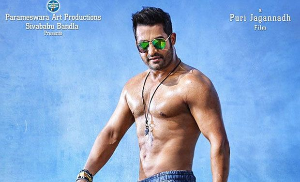 NTR, movie, Temper, satellite rights
