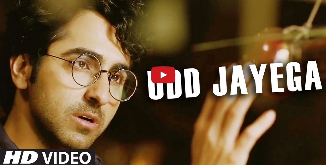 Udd Jayega, Official Video Song, Hawaizaada, Ayushmann Khurrana,Pallavi Sharda