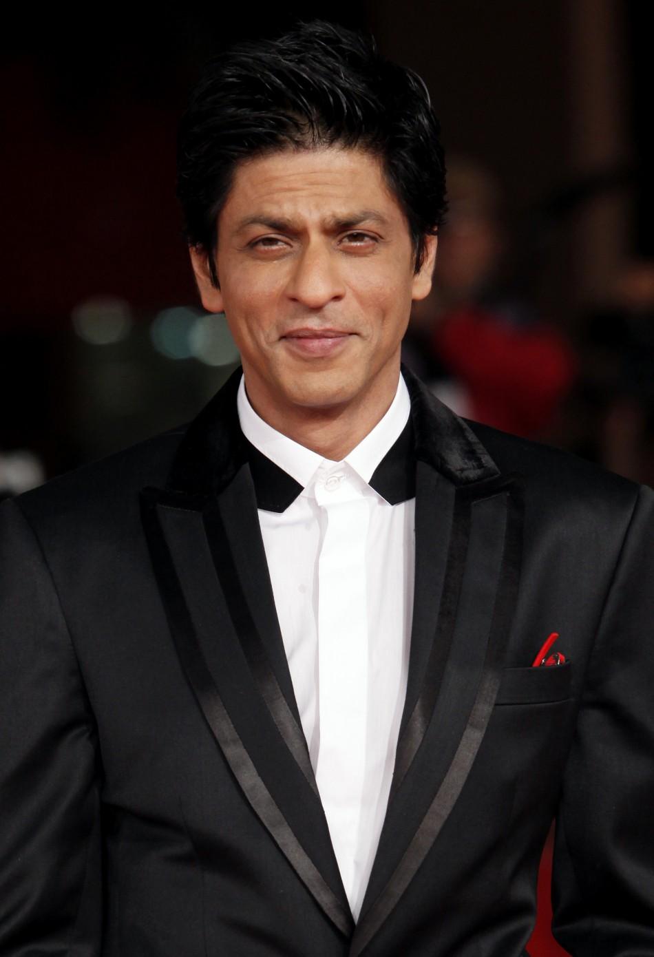 Shahrukh Khan, television show, shooting, RK Studio