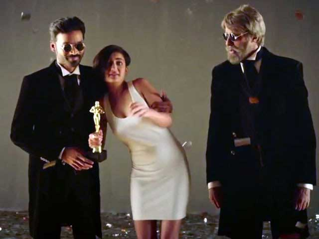 Movie Review, Shamitabh