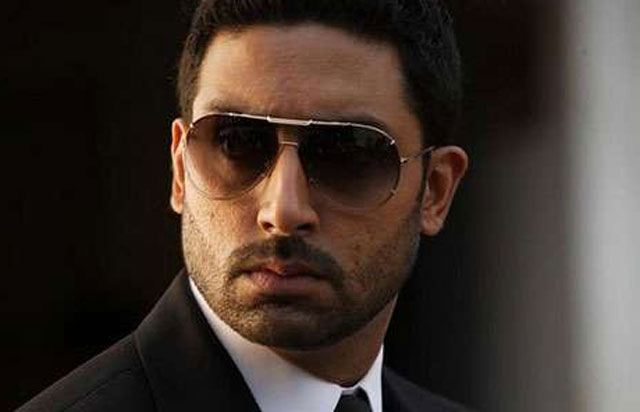 Actor, Abhishek Bachchan