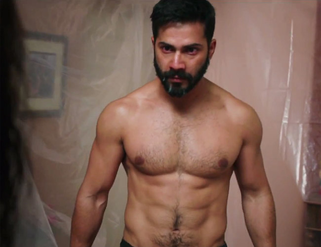 Varun Dhawan, Badlapur, collection