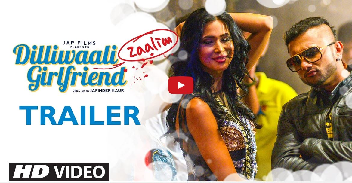 Dilliwaali Zaalim Girlfriend, Yo Yo Honey Singh, Birthday Bash ,video song teaser