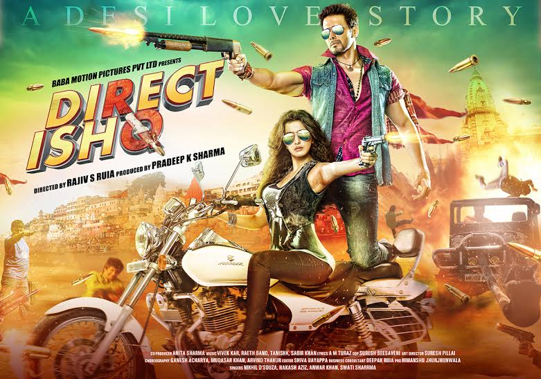 Baba Motion Pictures, Direct Ishq, First Poster