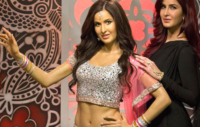 Finally: Katrina Kaif made an achievement with Madame Tussaunds wax statue after lots of struggle in life!