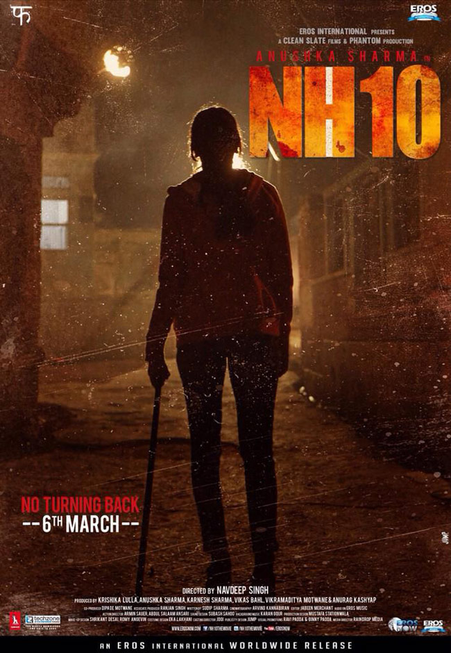 Anushka Sharma, movie, NH10, collection
